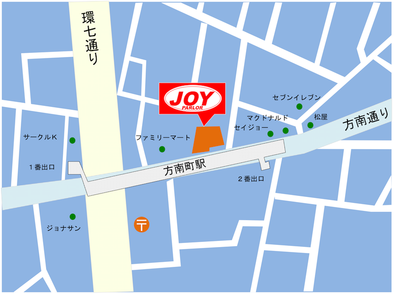 JOY地図2018,02,05