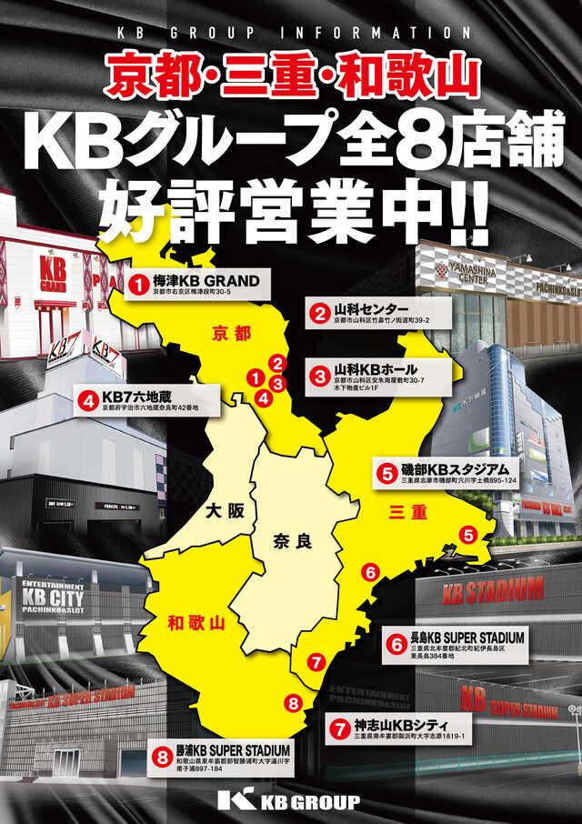 KBグループ店舗案内
