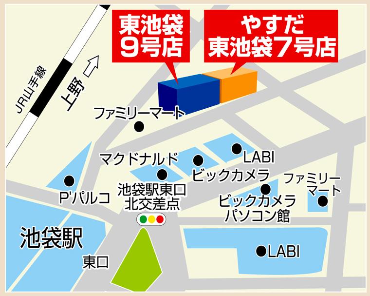 7号店マップ