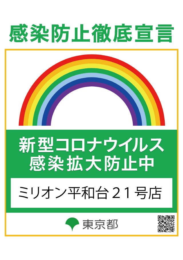 東京都感染防止宣言
