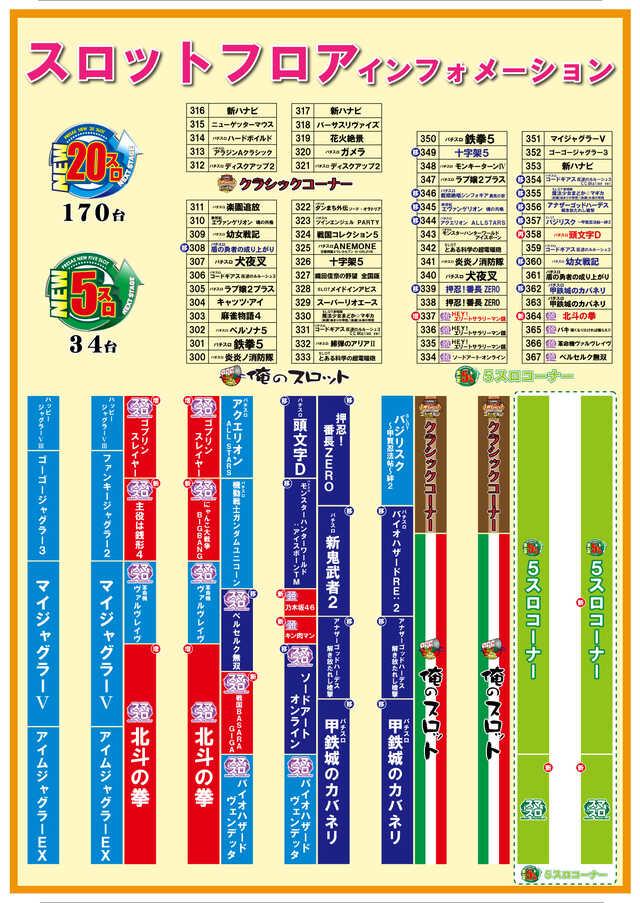 フロアマップS3.22