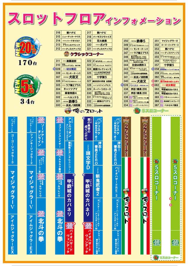 フロアマップS1.20