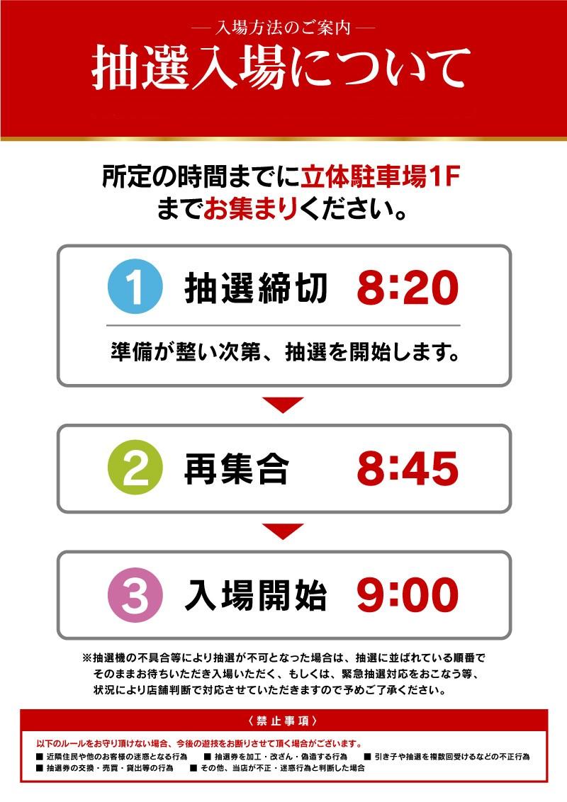 8.21賞品当日