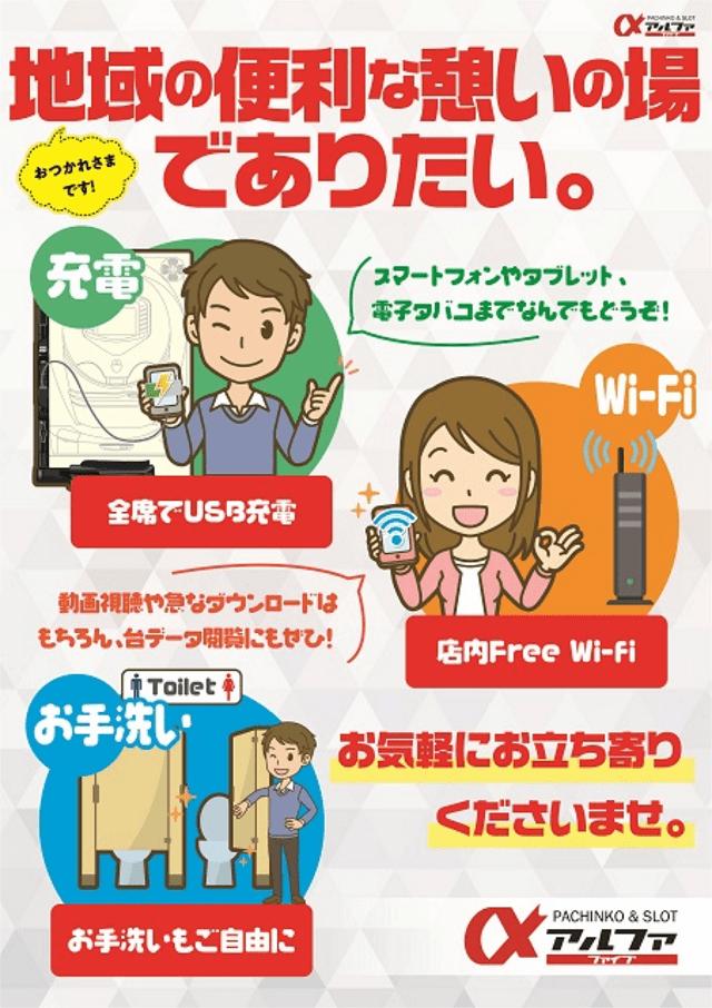 店頭ポスター