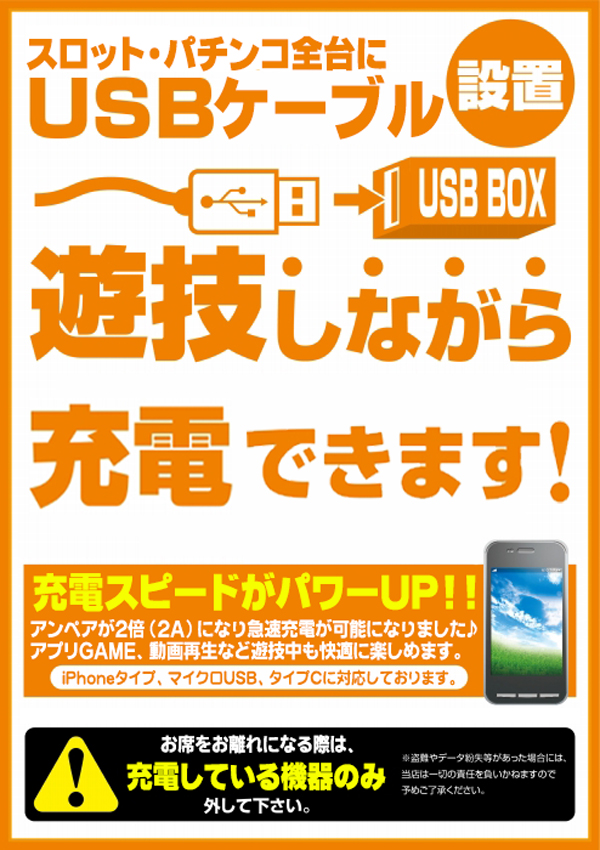 USB全台