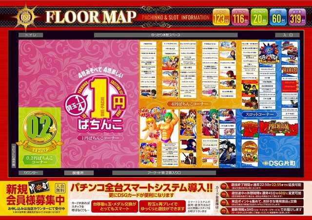 2.17 1円配置