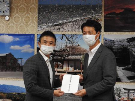 マルハン 「令和2年7月豪雨」に対する災害義援金2500万円を寄付