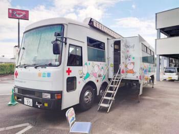 玉屋が今年2度目の献血活動